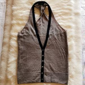 Club Monaco wool vest